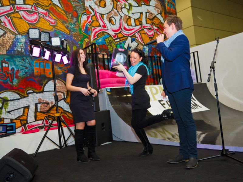 Maxwell на главной выставке моды Collection Premiere Moscow