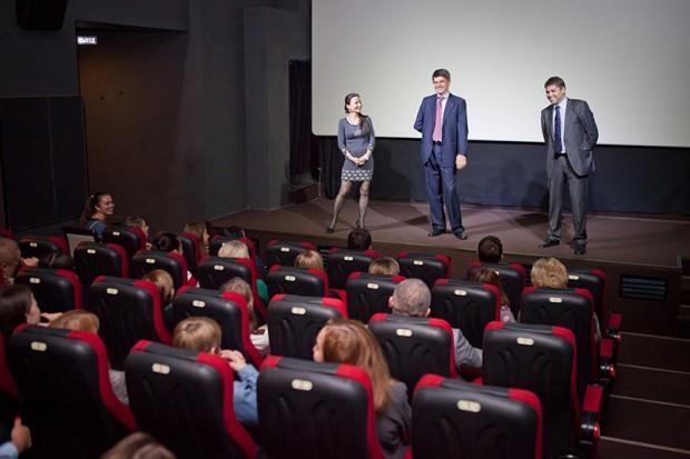 Предпремьерный показ фильма Михаэля Ханеке «Любовь»