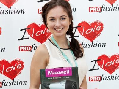 Малиновый рай Maxwell на выставке «CPM Collection Premiere Moscow»